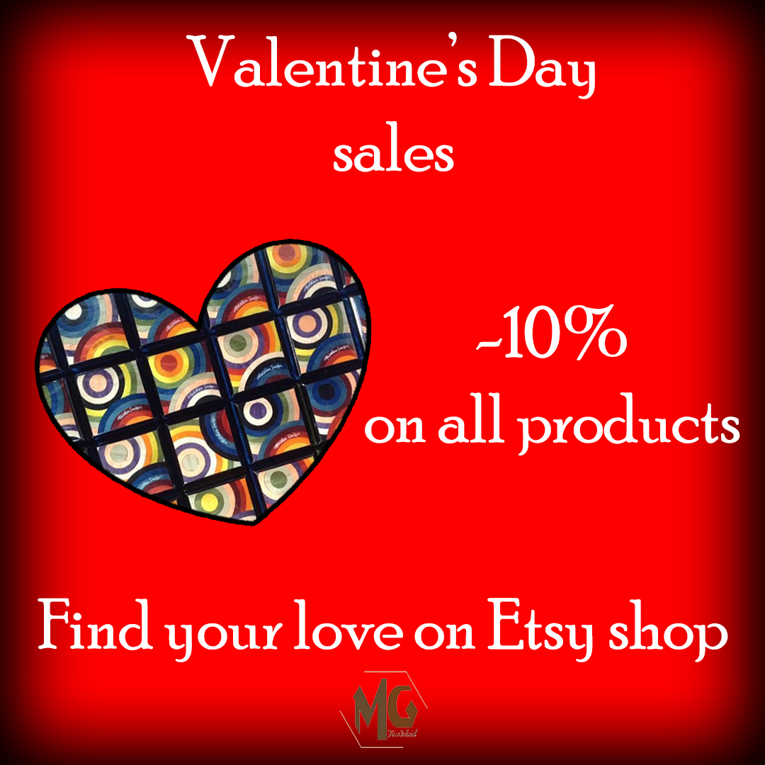 Valentine's Day sales!